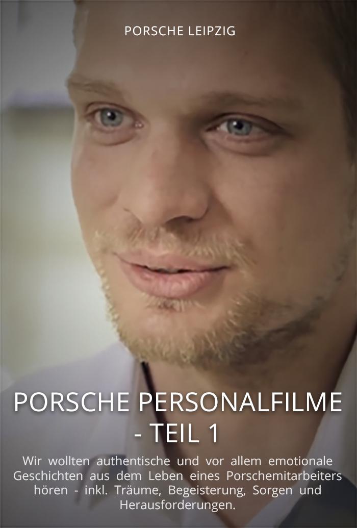 Porsche Personalfilme Teil 1